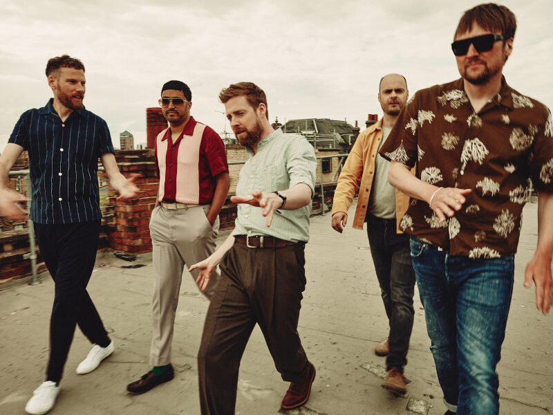 Kaiser Chiefs announce new show in Doncaster for 2021