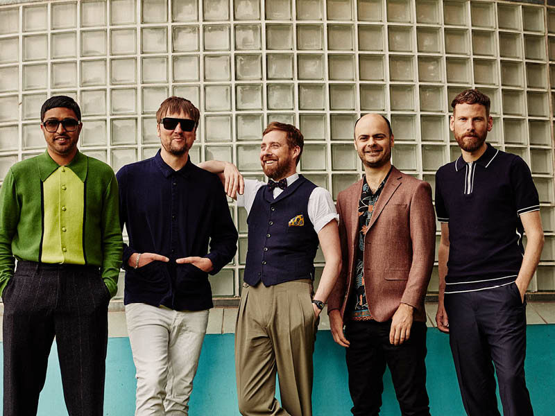 New dates for Kaiser Chiefs Live After Racing
