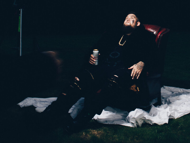 Rag'n'Bone Man to perform huge show at Doncaster Racecourse
