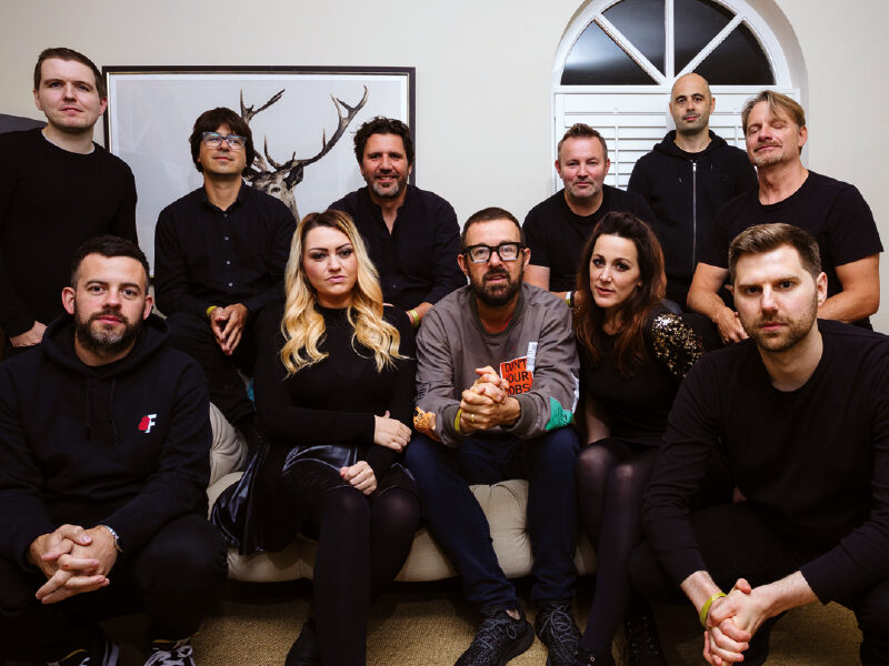 Judge Jules to perform huge live show accompanied by full live band