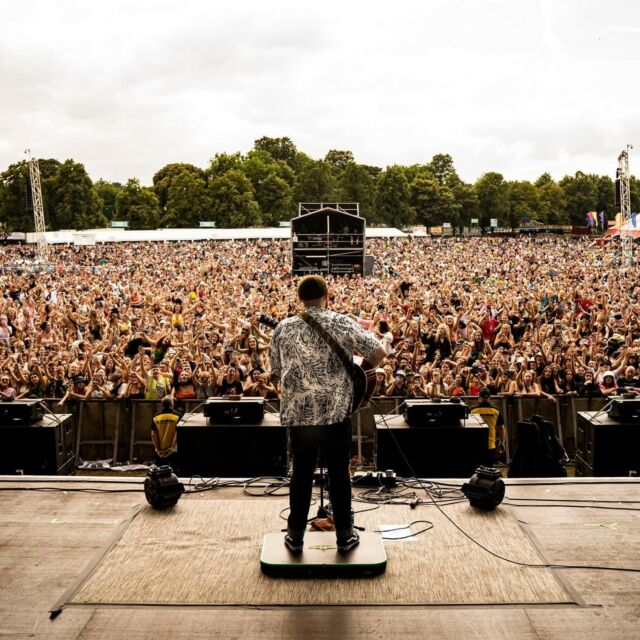 @iamtomwalker is well and truly BACK! He played an incredible set at @tramlines in July and showed us what we have to expect from him on 21st August when he plays at @lingfieldpark !   🎟️ on sale NOW via @ticketmasteruk  📸 credit - @iamtomwalker Facebook.