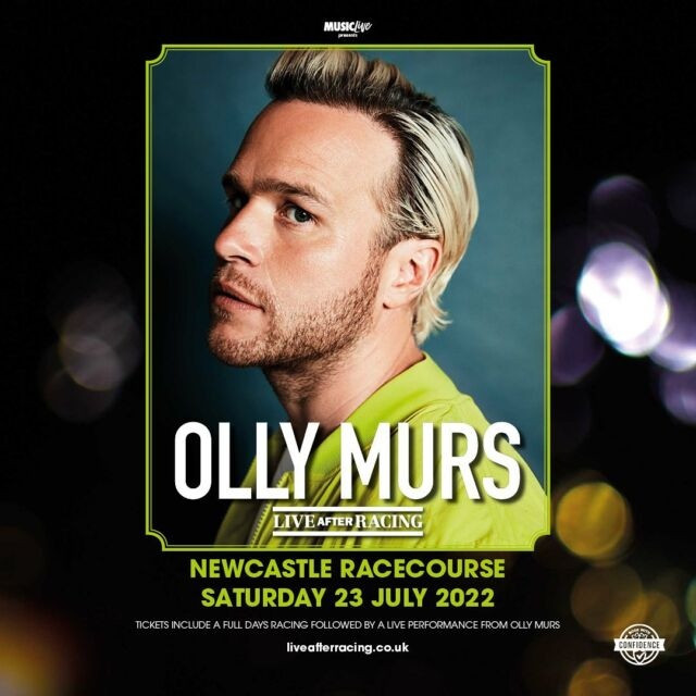 TICKETS ON SALE NOW! 📣 Get ready for a summer like no other in 2022. @ollymurs & @humanleaguehq are heading to a racecourse near you! Get your tickets before they're gone... 🎟️ - OLLY MURS @newcastleraces 👉 bit.ly/OLLYMURS-NEWC … HUMAN LEAGUE @uttoxeterraces 👉 bit.ly/HL-UTTOXETER … HUMAN LEAGUE @lingfieldpark 👉 bit.ly/HL-LINGFIELD