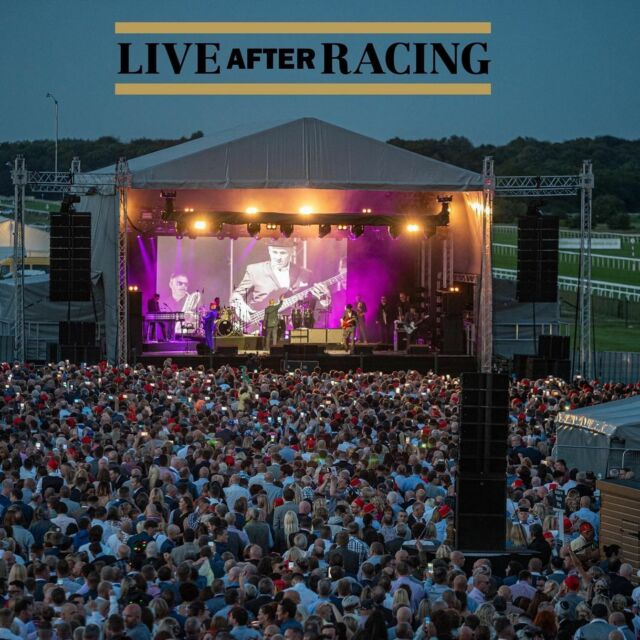#THROWBACK to when @madnessband played for us @doncasterraces a few years ago! 👑 Who else is ready for more huge racecourse shows next summer? ☀️ NOTHING beats a full day of racing followed by a live show... 🎤 - 🎟️ bit.ly/LAR_SHOWS 🎟️